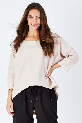 Carousel Lifestyle Slouch Top