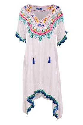 Ruby Yaya Botanica Dress