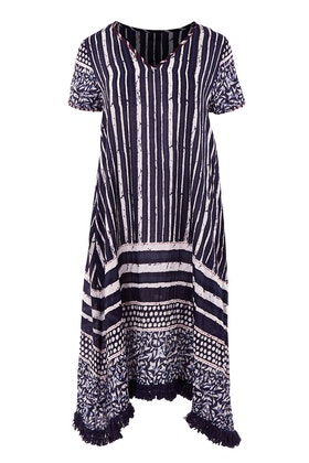 Lula Soul Sunrise Swing Dress