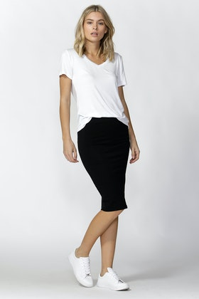 Betty Basics Alicia Midi Skirt