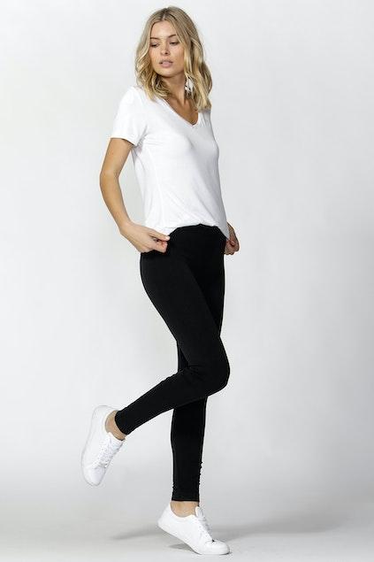 05d9111ae50fd2 Betty Basics Christina Legging - Womens Leggings - Birdsnest Fashion  Clothing