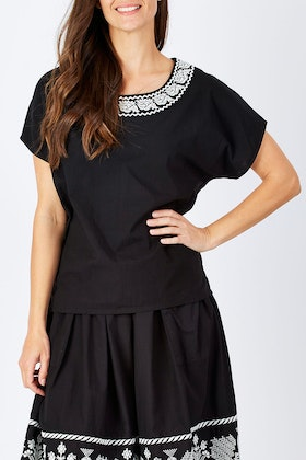 lazybones Lucia Top