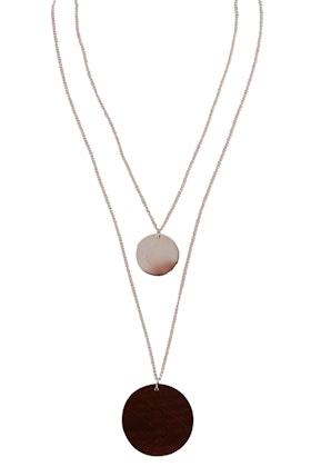 365 Days Woodland Circle Necklace