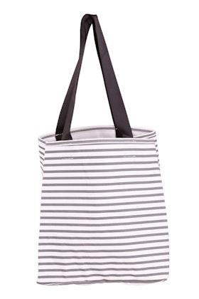 Holiday Villa Stripe Tote Bag
