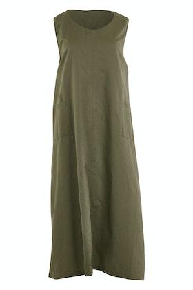 Natural for birds Natural Folded Dress