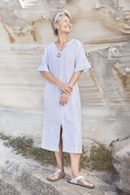 Natural for birds Natural Throw Dress