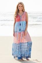 Lula Soul Galleria Panel Dress