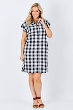 handpicked by birds Shirt Dress