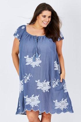 Ruby Yaya Gardenia Dress