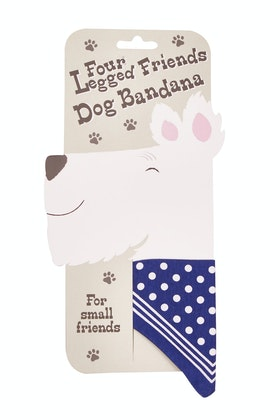 Outliving Dog Bandanna- Small Size
