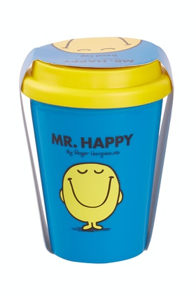 Wild & Wolf Mr Happy Keepcup