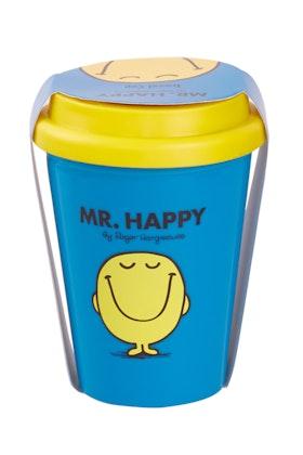 Wild & Wolf Mr Happy Keepcup