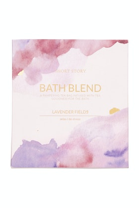 Short Story Bath Blend- Lavender Fields