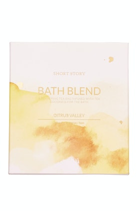 Short Story Bath Blend- Citrus Valley