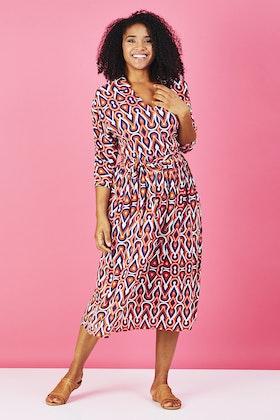 Totem Clover Dress