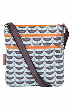 Nicky James Black Birds Crossbody Bag