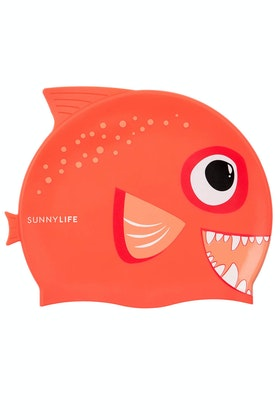 SunnyLIFE Swimming Cap Fishy