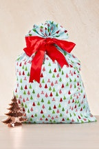 Annabel Trends Printed Santa Sack
