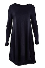 The Long Sleeve Swing Dress