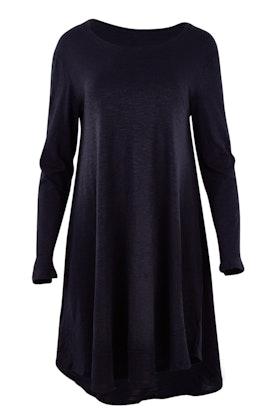 #<Brand:0x00000019d27f08> The Long Sleeve Swing Dress
