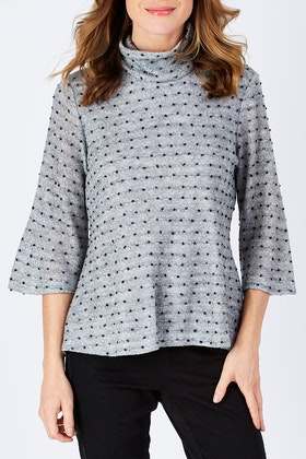 Cordelia St Dot Layer Sweater