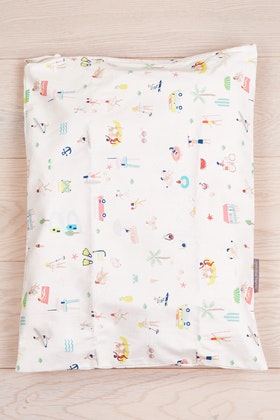 Annabel Trends Printed Laundry Bag