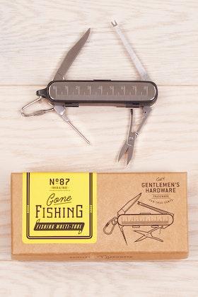 Wild & Wolf Gentlemen's Hardware Gone Fishing Multi Tool