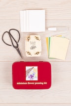IS Gifts Flower Pressing Kit In A Tin