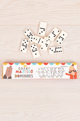 Outliving The Great Majesco Dominoes