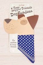 Outliving Dog Bandanna- Large Size