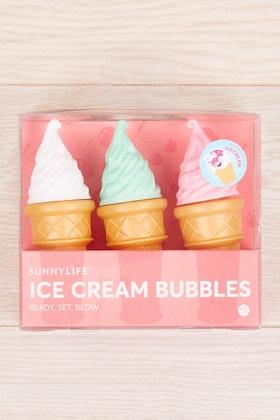 SunnyLIFE Ice Cream Bubbles Set Of Three