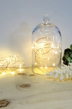 IS Gifts Wired 2m LED Copper Lights