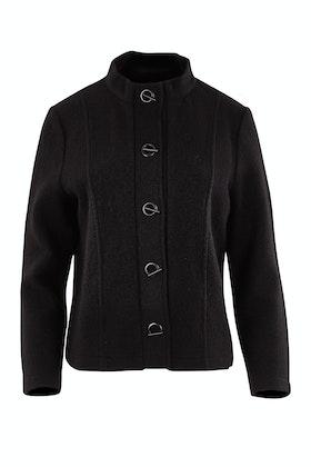See Saw High Collar Botton Jacket