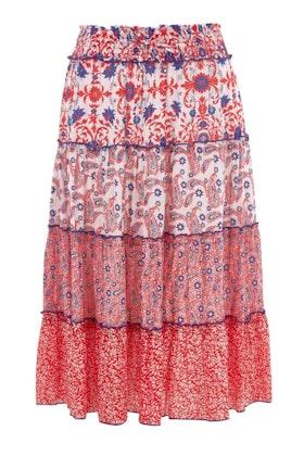 Naudic Jazz Castaway Skirt