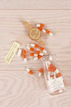 Short Story 31 Happy Pills For 31 Days
