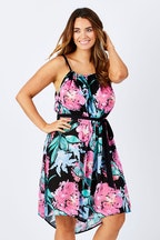 Eb & Ive Moala Five Way Midi Dress