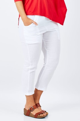Vigorella Double Cotton Pant