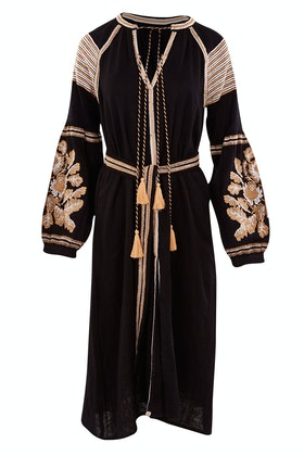 Solito Amelie Embroidered Dress