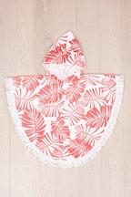 Bambury Printed Shaped Poncho Pal