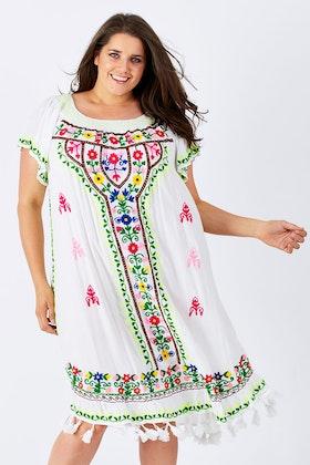 Ruby Yaya Bordardo Dress