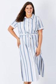 Natural Shirt Dress