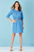 bird keepers The Chambray Summer Dress