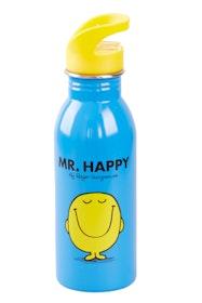 Mr Happy Water Bottle