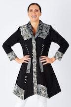 Orientique Brocade Coat
