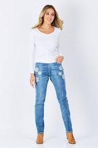 Threadz Embellished Jean