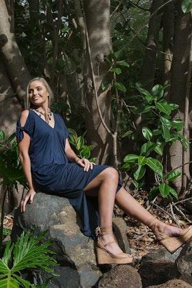 Little Tanning Dress Ellie Summer Tanning Dress