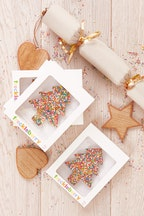 Freckleberry Chocolate Freckle Christmas Tree