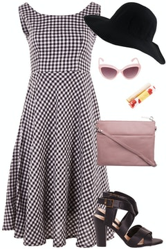 Cute Checker