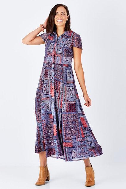 67fa4e8f76fed Boom Shankar 50s dresses Archie Dress - Womens Maxi Dresses - Birdsnest  Online