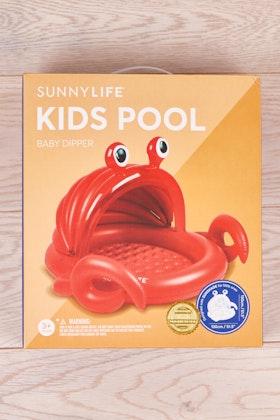 SunnyLIFE Kids Swim Pool Crabby